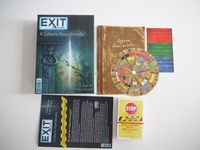 Board Game: Exit: The Game – The Abandoned Cabin
