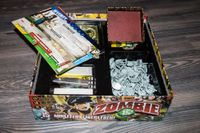 Board Game: Zombie 15'