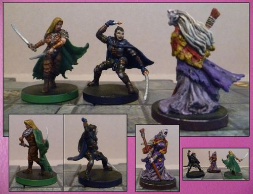Board Game: Dungeons & Dragons: Castle Ravenloft Board Game
