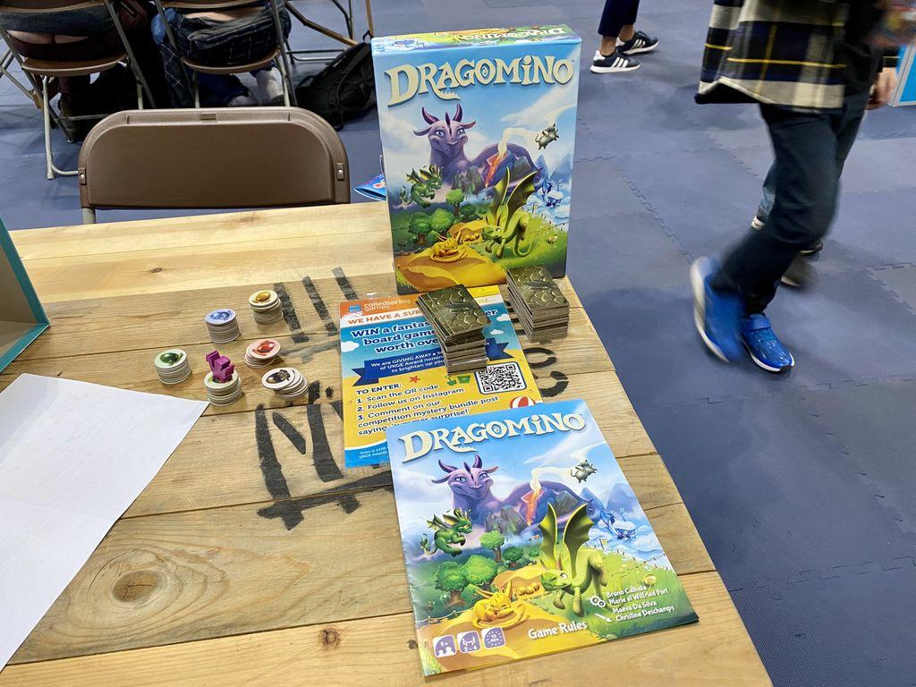 Board Game: Dragomino