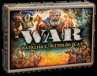 Board Game: War: Batalhas Mitológicas