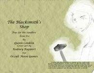RPG Item: Toys for the Sandbox #012: The Blacksmith's Shop