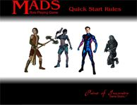 RPG Item: MADS Quick Start Rules