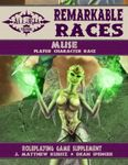 RPG Item: Remarkable Races: Muse