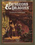 RPG Item: AC9: Creature Catalogue