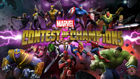 Video Game: Marvel Contest of Champions