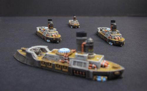 Board Game: Dystopian Wars