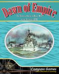Board Game: Dawn of Empire: The Spanish American Naval War in the Atlantic, 1898