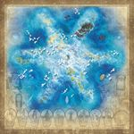 Board Game Accessory: Atlantis Rising (second edition): Playmat