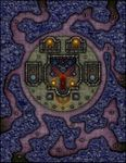 RPG Item: VTT Map Set 205: Temple of the Underdome