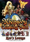 RPG Item: A Rhapsody of Clashing Steel