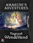 RPG Item: Amarune's Adventures: Vagrant in Wonderland