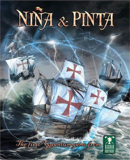 Niña & Pinta | Board Game | BoardGameGeek