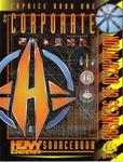 RPG Item: Corporate Sourcebook