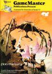 Issue: GameMaster Publications (Issue 2 - Dec 1985)