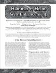 RPG Item: Hammer & Helm Web Enhancement
