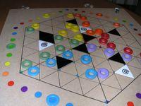 Board Game: Hexagony
