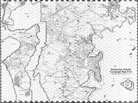RPG Item: Wilderlands Map 02: Barbarian Altanis