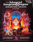 RPG Item: Unearthed Arcana