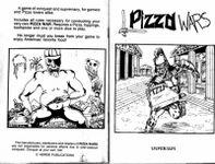 Board Game: Pizza Wars Imperium