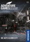 Board Game: Adventure Games: Die Akte Gloom City