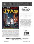 RPG Item: GURPS Traveller: The Best of JTAS Volume 1