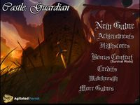 Video Game: Castle Guardian