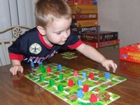 Board Game: Carcassonne Junior