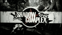 Video Game: Shadow Complex