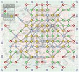 Board Game: On the Underground: Paris