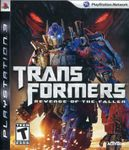 Video Game: Transformers: Revenge of the Fallen