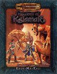 RPG Item: The Lost Tomb of Kruk-Ma-Kali