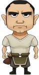 Character: Brutus (Harvest Moon)
