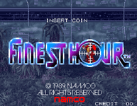 Video Game: Finest Hour