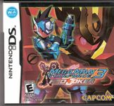 Video Game: Mega Man Star Force 3