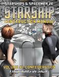 RPG Item: Starship Construction Manual, Volume #1: Confederation
