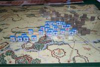 Day 1, 6PM: Retreat Through Gettysburg