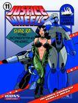 RPG Item: Justice Wheels 11: Sha-Aa: The Screaming Angel