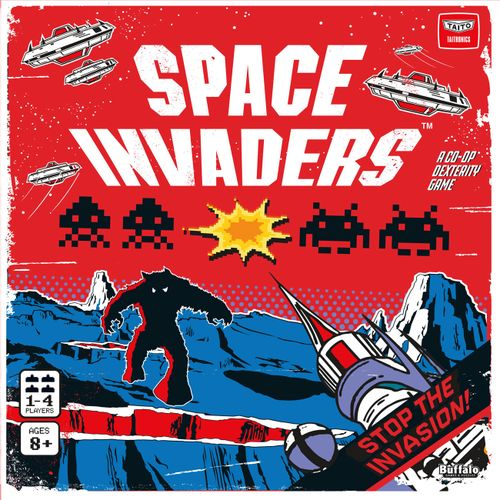 Board Game: Space Invaders