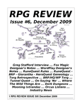 Issue: RPG Review (Issue 6 - Dec 2009)