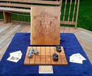 Board Game: Mouse Guard: Swords & Strongholds