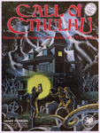 RPG Item: Call of Cthulhu (3rd Edition)
