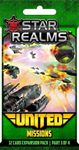 Board Game: Star Realms: United – Missions