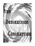 RPG Item: The Destruction Contraption