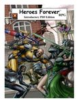 RPG Item: Heroes Forever RPG Introductory PDF Edition