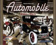 Board Game: Automobile
