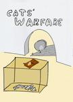 Board Game: Cats' Warfare