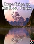 RPG Item: Expedition to the Lost Peaks