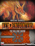 RPG Item: Key Encounters: The Volcanic Shrine