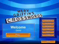Video Game: Merv Griffin's Crosswords